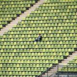 empty stadiums